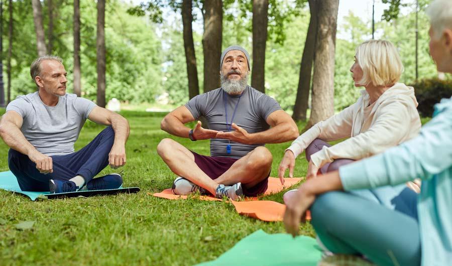 grup nefes terapisi